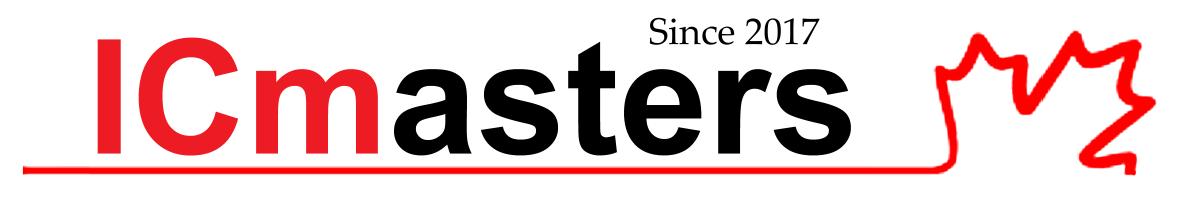 ICmasters logo Since 2017
